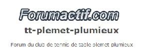forum tt-plemet-plumieux